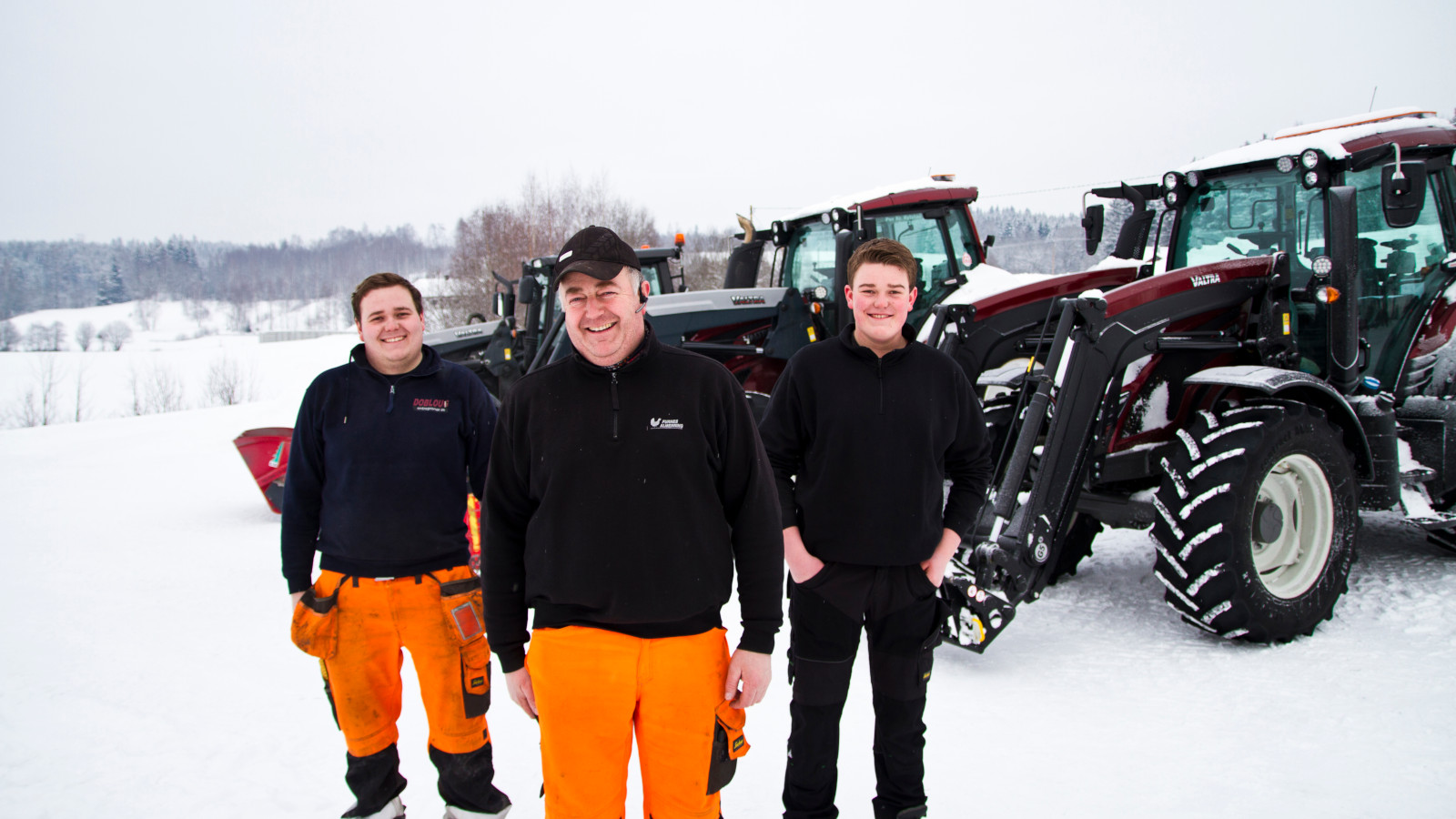 Generations of Valtra